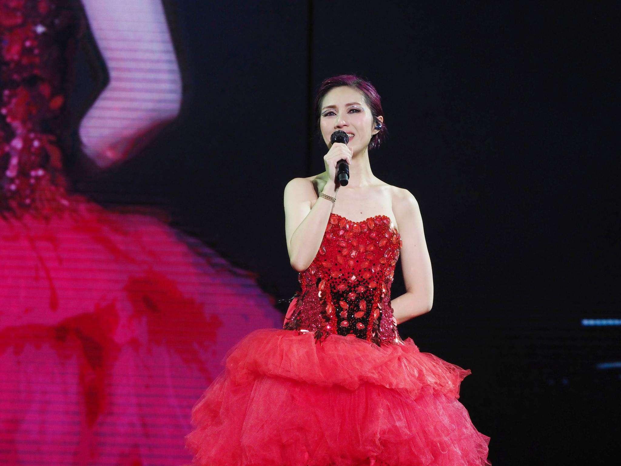 杨千巡回演唱会茂名站