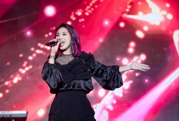 2020杨千嬅海口演唱会