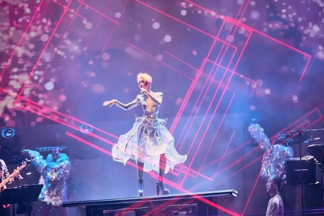 2020杨千嬅梧州演唱会