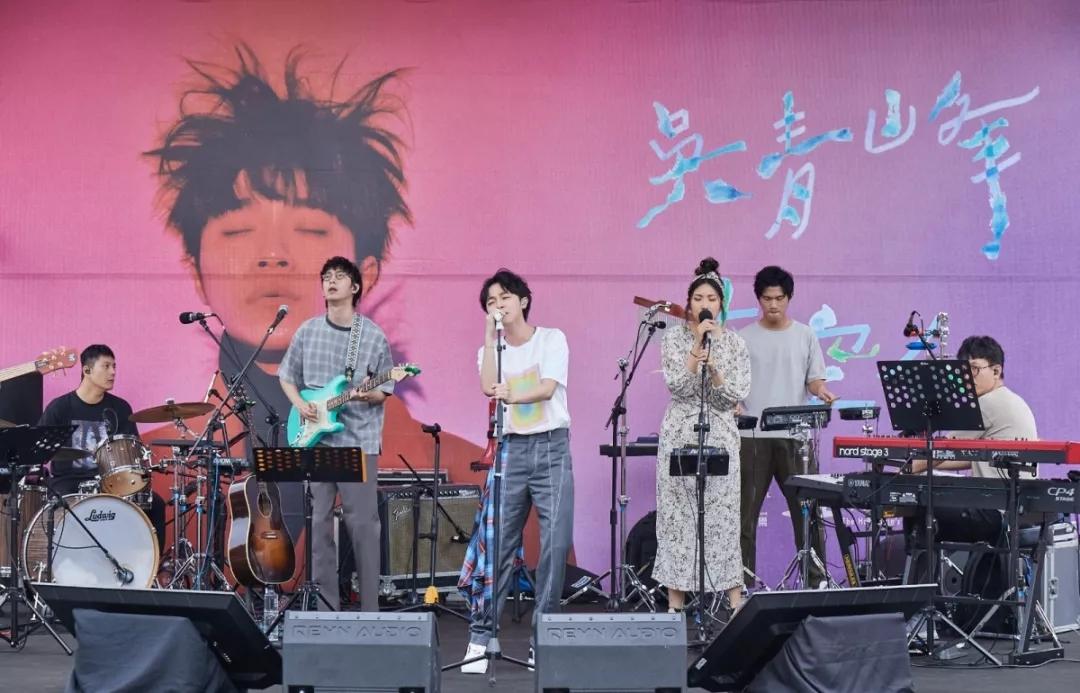 2019吴青峰杭州演唱会