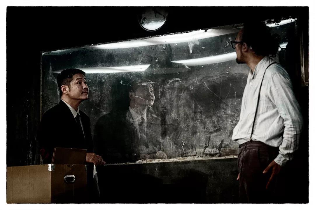 2019话剧枕头人郑州站