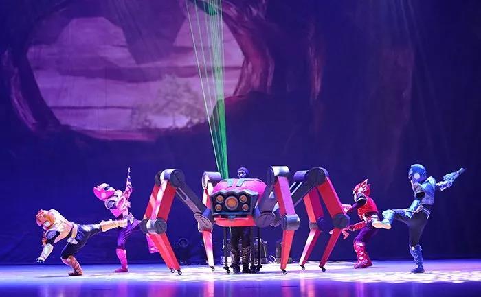 2020舞台剧《迷你特工队》宁波站