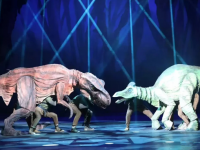 2020舞台剧《重返侏罗纪》无锡站票价格及订票地址